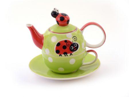 tea for one ladybird