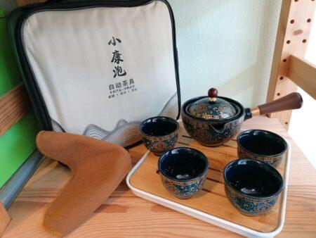 travel tea set gongfu