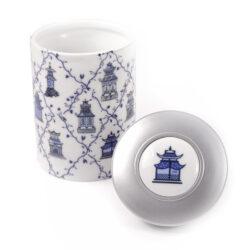 porcelain caddy Lanyu