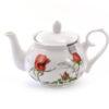 teapot fine bone china Lisbeth