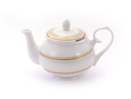teapot mabel fine bone china