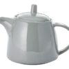 Teapot Capri grey