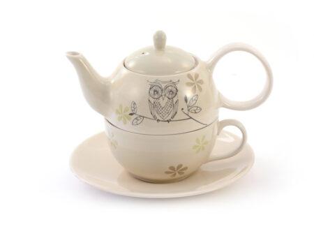 tea for one owl