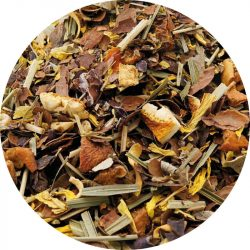 chocolate orange herbal infusion