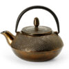 teapot emei cast iron