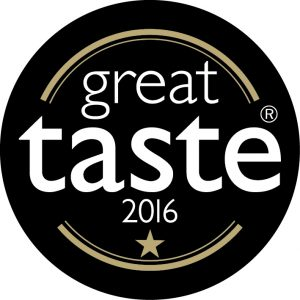 Rhubarb Custard Great Taste Award 2016
