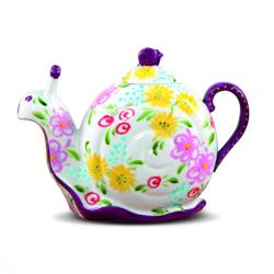 teapot snail