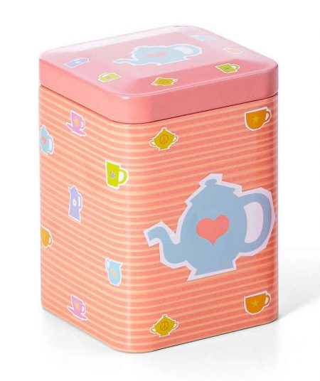 caddy teapots