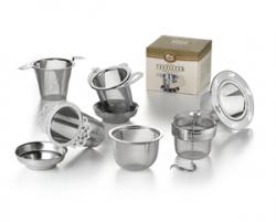 teaware strainer filter