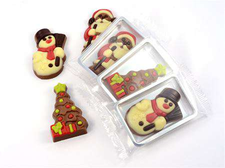chocolate miniatres