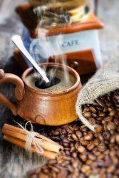 advent calendar 2020 with coffee