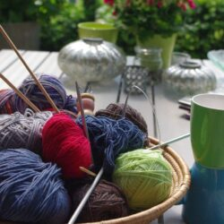 coffee and knitting subscription