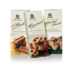 Dutch Cinnamon Biscuits