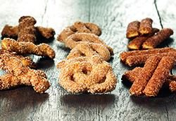 Dutch Cinnamon Biscuits