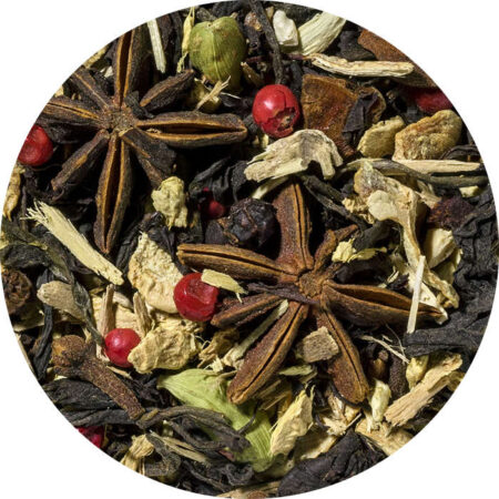 eye candy spiced black tea