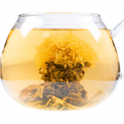 flowering tea jin yuan ba