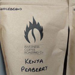 kenya peaberry coffee