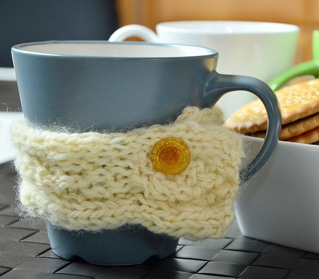 subscription box tea and wool