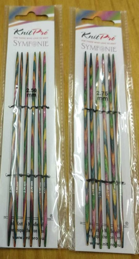 knitting needles for socks