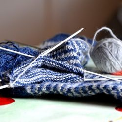 Tea and Knitting Subscription