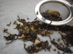 prepare loose leaf tea