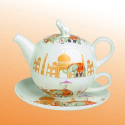 tea for one elephant mahal