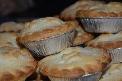 festive food fest mince pies