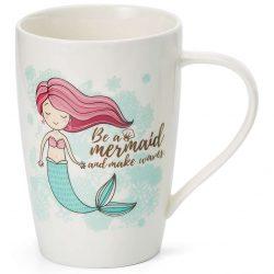 large mug mermaid