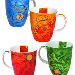 mugs four elements