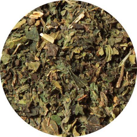 nettle leaves cut