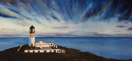 point lighthouse© Margaret Maclean