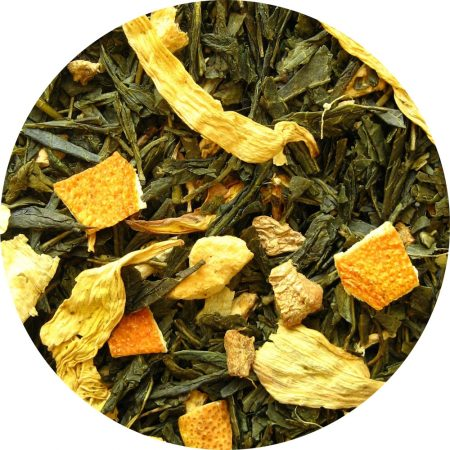 Sencha Ginger Lemon-0