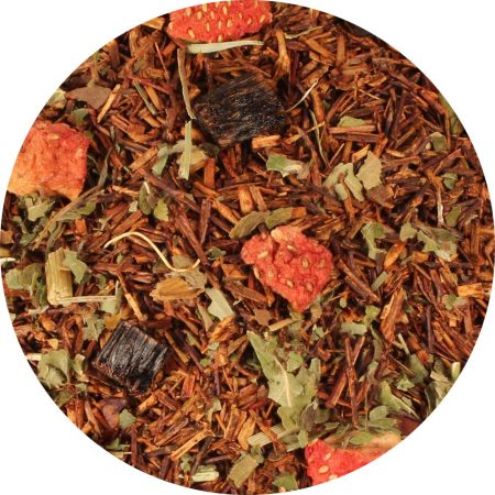 rooibos tea Strawberry Cream