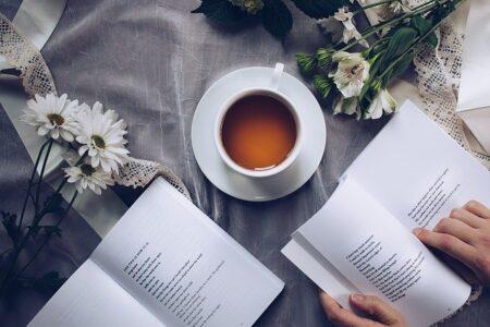 subscription choices tea and book