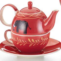 tea for one elephant