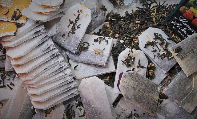 tea bag or loose leaf