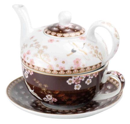 tea for one set oriental