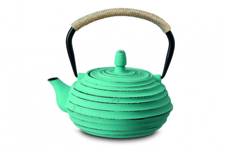 Tea Pot Nanling, cast iron-0