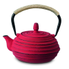 Tea Pot Sechuan, cast iron-0