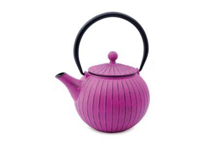 teapot pumpkin pink