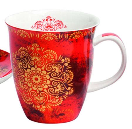 fine bone china mug tiziana